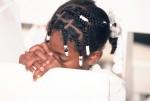 INNE2001-Child in prayer